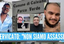 """""""Non siamo assassini"""", i Bervicato del parco Verde si difendono dalle accuse dopo la diretta Fb di Pino Grazioli"""