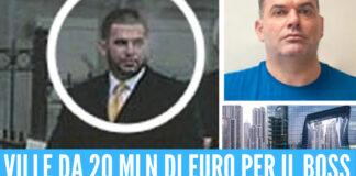 Ville da 20 mln di euro a Dubai, il narcos Imperiale voleva un progetto da Zaha Hadid