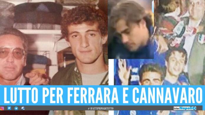 Fabio Cannavaro Ciro Ferrara Riccardo De Lena