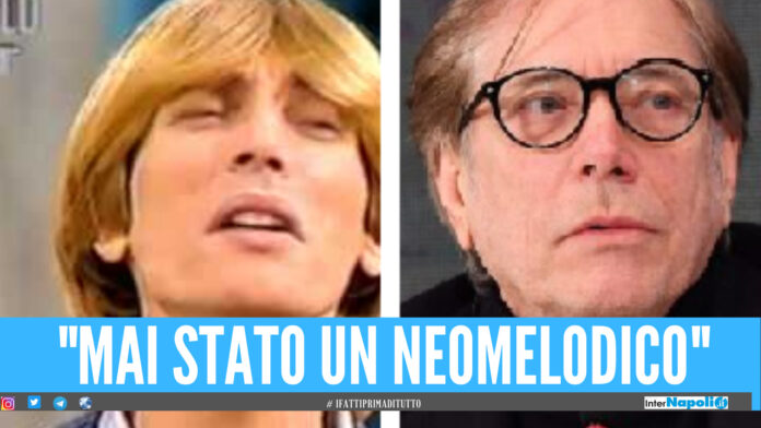 Lo sfogo di Nino D'Angelo
