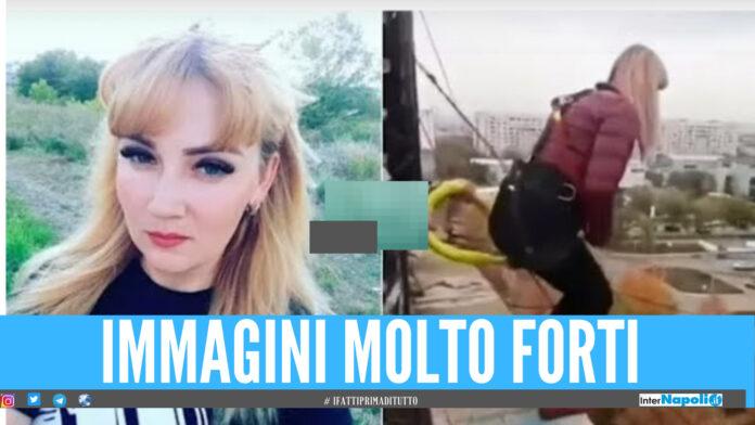 [Video]. Mamma di 3 figli muore mentre faceva bungee jumping, la corda si è spezzata