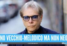 """Caso neomelodici, Nino D'Angelo risponde: """"Oggi la musica napoletana è più povera"""""""