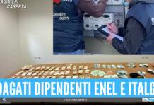 Contatori manomessi tra Napoli e Salerno, truffa da 460mila euro: 14 soggetti nei guai