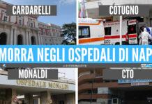 Le mani della camorra sugli ospedali di Napoli