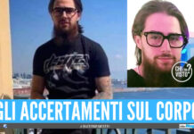 Antonio Natale, al via il riconoscimento del cadavere: i tatuaggi sveleranno la verità