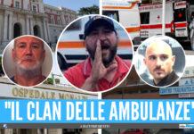La 'camorra' delle ambulanze private, nuovo arresto per Marco Salvati: 500 euro per trasportare i malati