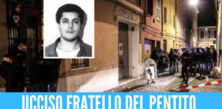 Fratello del pentito ucciso, 4 arresti nel clan: un fermato anche a Napoli